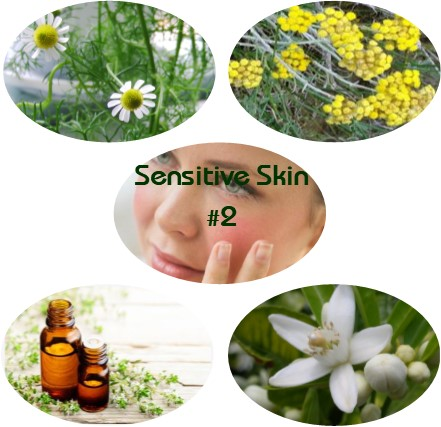 Sensitive Skin Blend #2