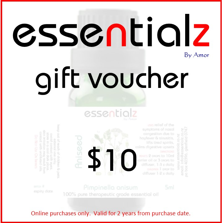 Gift Certificate $ 10.00