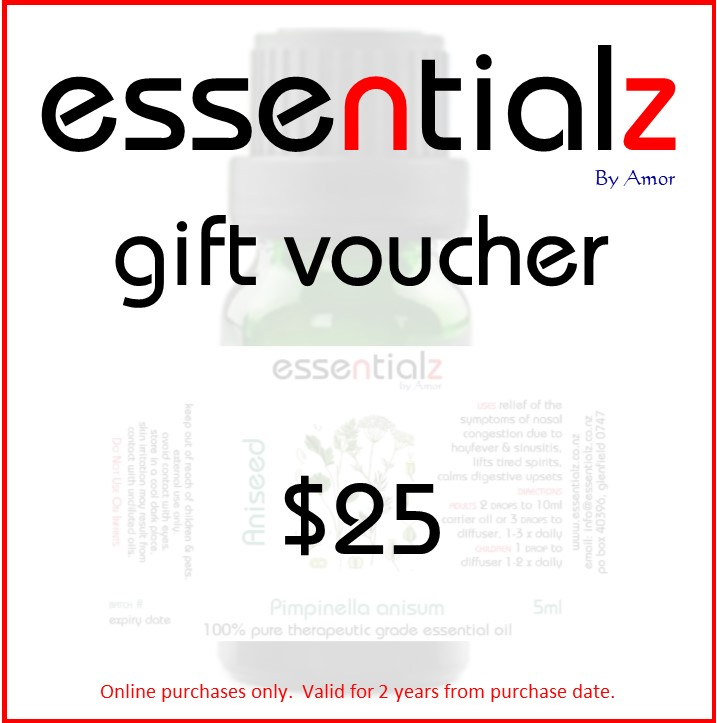 Gift Certificate $ 25.00
